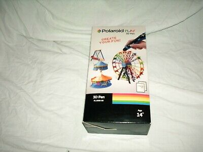 AU18.37 • Buy Polaroid Play 3D Pen Unwanted Gift Never Opened Ideal Christmas Gift