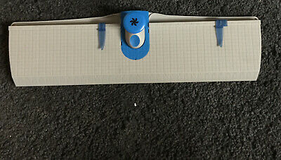 £2.60 • Buy Xcut Border System Punch Ruler And Punches