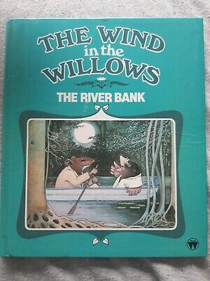 £0.99 • Buy The Wind In The Willows  Vintage Book The River Bank 1985