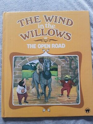 £0.99 • Buy The Wind In The Willows Vintage Book  The Open Road 1985