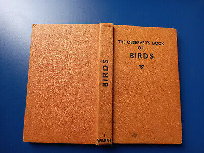 £4.99 • Buy The Observers Book Of Birds