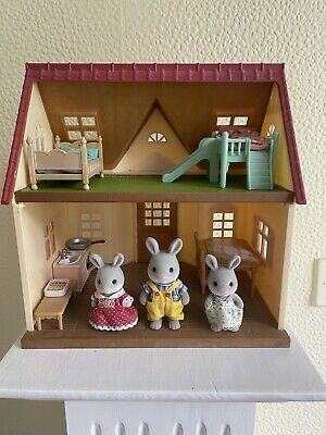 £25 • Buy Sylvanian Families Decorated Houses