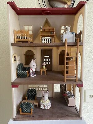 £28 • Buy Sylvanian Families Decorated Houses