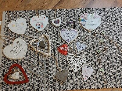 £5 • Buy Hanging Hearts Selection