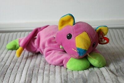 £9 • Buy Ty Beanie Baby - Meow - 1998 - Collectable Gift Toy Cat Teddy Plushie