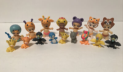 £3.61 • Buy Lot Moose Twozies Figures Toys Babies And Baby Animals