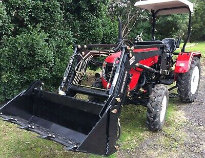 AU22490 • Buy 45 Hp 4WD Tractor With Front End Loader & 4 In 1 Bucket BRAND NEW AVAILABLE NOW