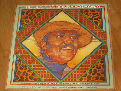 £2.54 • Buy Donny Hathaway - The Best Of LP 1978 Soul  ( 11 )