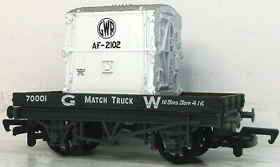 £6.99 • Buy Mainline Gwr Match Truck & Insulated Container     001