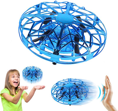AU37.97 • Buy Zeroplusone® Hand Operated Drones For Kids Or Adults - Air Magic Scoot Hands Fre