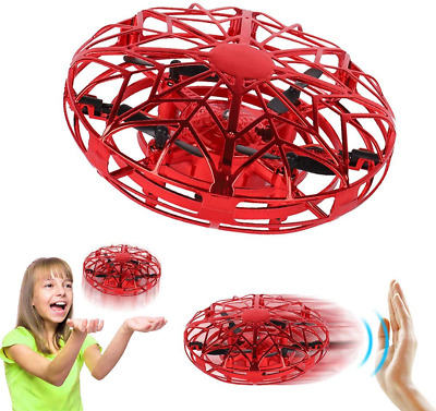 AU41.97 • Buy Zeroplusone® Hand Operated Drones For Kids Or Adults - Air Magic Scoot Hands Fre