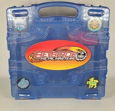 £10.89 • Buy Beyblade Metal Masters Carry Case W/Misc Parts