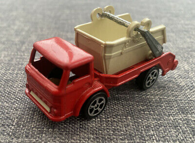 £2.25 • Buy Vintage Corgi Whizzwheels Ford D1000 Skip Truck Scale 1:55 Excellent Condition