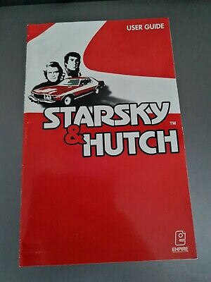 £0.99 • Buy Starsky And Hutch PS2 Manual