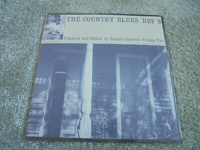 AU11.95 • Buy Various - The Country Blues Vol. 2 1964 USA LP RBF 1st With Insert !!