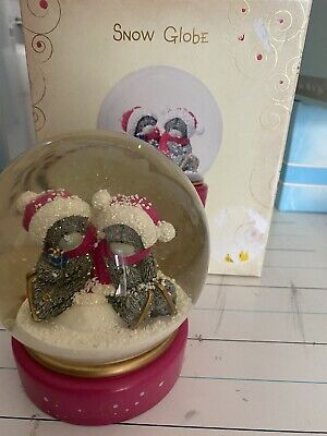 £3.99 • Buy Me To You Ornament Snowglobe, Boxed