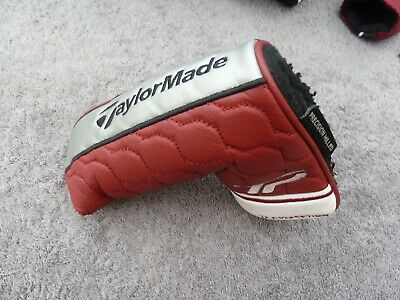 £16.99 • Buy Taylormade TP Collection Putter Head Cover ~USED~