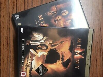 £2 • Buy The Mummy DVDs