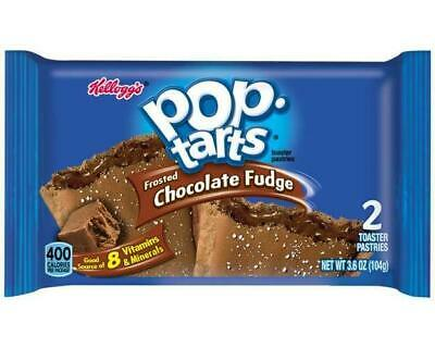 £1.19 • Buy Pop-Tarts Frosted Chocolate Fudge (3.6oz)