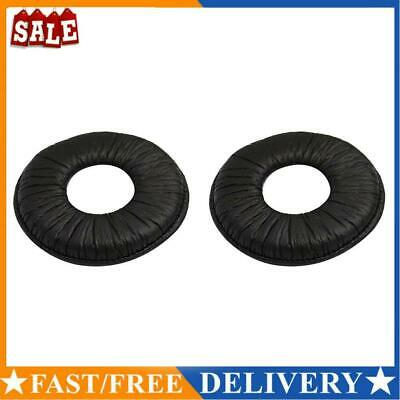 £4.29 • Buy 1 Pair Sponge Replacement Ear Pads Cushion For SONY MDR-ZX100 ZX300 (Black)