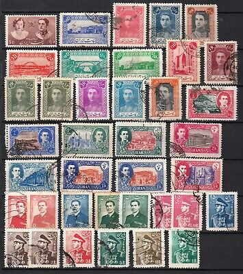 £1.45 • Buy IRAQ .... IRI I R I  1940 1966 COLLECTION ON 3 PAGES 116 Stamps