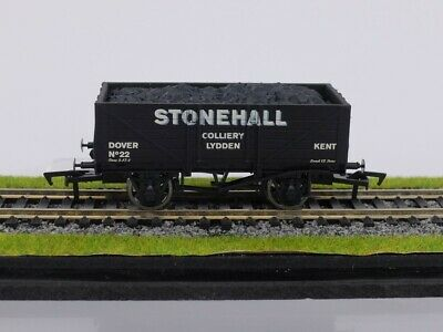 £12.45 • Buy OO Dapol Stonehall Colliery (Lydden) 5 Plank Coal Wagon Pristine Ltd Edn  Boxed