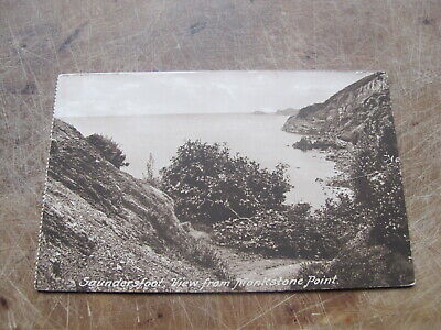 £1.75 • Buy Early Postcard -View From Monkstone Point, Saundersfoot - Nr Tenby Pembrokeshire