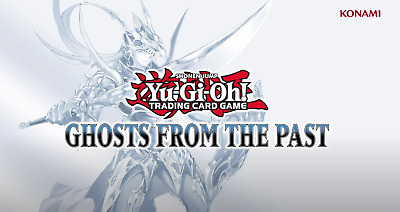 AU1.50 • Buy Yu-Gi-Oh! - Ghosts From The Past - Choose Your Ultra Rare!