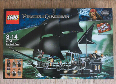 £588.49 • Buy LEGO Pirates Of The Caribbean 4184