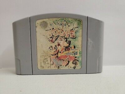 £25.37 • Buy Banjo-Tooie N64 (Nintendo 64, 2000) Authentic Tested & Working Fast Shipping