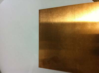 £18 • Buy Quality Copper Sheet 1.2mm Thick 300mm X 300mm