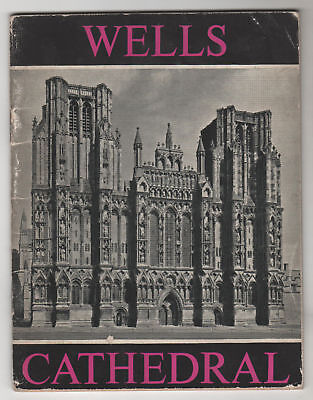 Wells Cathedral - Guide C1960 / Somerset • 8£