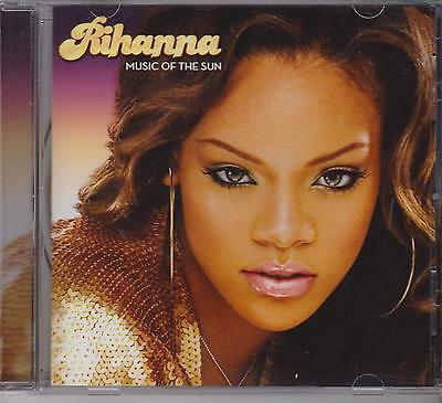 AU17.95 • Buy Rihanna - Music Of The Sun - Cd