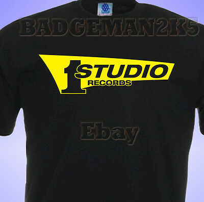 STUDIO 1 ONE T-Shirt Jamaican SKA Reggae ROCKSTEADY Records MENS Retro   • 11.95£