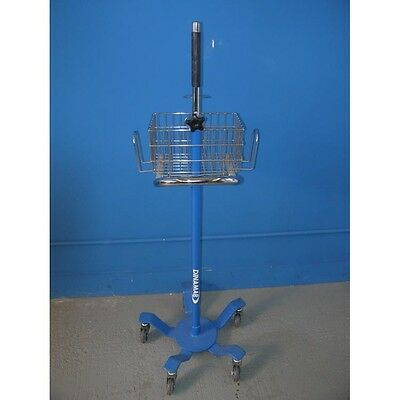 $59 • Buy GE Critikon Dinamap Rolling Stand Ref. 3215E  ~  Works With Pro Series & Others