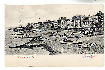 Herne Bay - Photo Postcard 1904 • 12£