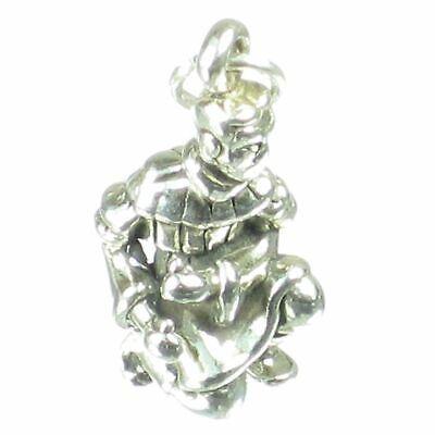 Xian Guard Soldier Sterling Silver Charm .925 X 1 Guards Army Charms • 12.75£