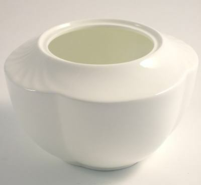 VILLEROY & BOCH Arco Weiss SUGAR BOWL No Lid BRAND NEW • 4.99£