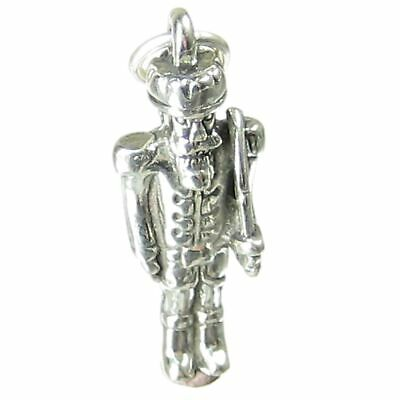 Toy Soldier Sterling Silver Charm .925 X 1 Toys Soldiers Charms • 11.75£