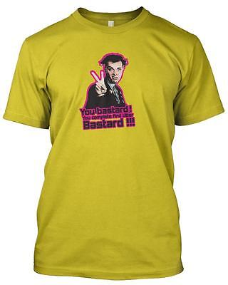 The Young Ones 'YOU COMPLETE AND UTTER' Rick Retro Slogan T.v Funny Punk T Shirt • 11.99£