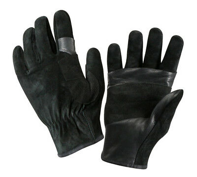 $21.99 • Buy Rappelling Gloves Fast Rope Rescue SWAT Tactical Leather Mens Glove Rothco 3482