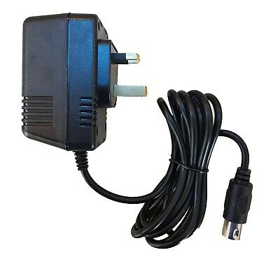 Digitech Studio Quad 4 Power Supply Replacement Adapter Uk Ac 9v 4 Pin Din • 19.99£