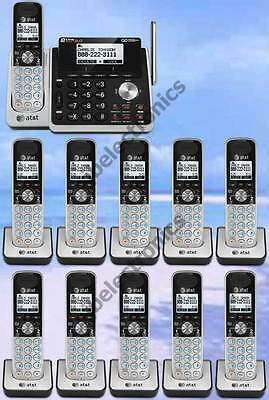 $ CDN532.21 • Buy At&t Tl88102 / Tl88202 2-line Dect 6.0 Phone System - 11 Cordless - Brand New