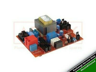 Ravenheat White Star Ls80 & 100 Ignition Pcb 0012cir09005/1 With 1 Year Warranty • 47.40£