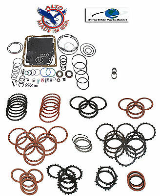 AU318.82 • Buy TH700R4 High Performance Rebuild Kit Stage 2 With Alto 3-4 Power Pack 1987-1992