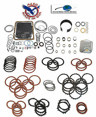 AU369.83 • Buy TH700R4 High Performance Rebuild Kit Stage 4 With Alto Power Pack 1987-1992