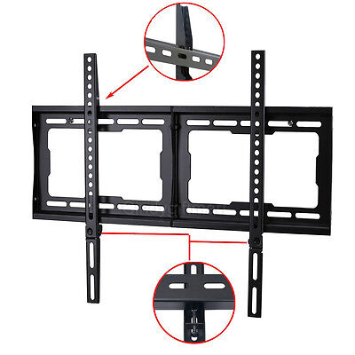 £8.47 • Buy Ultra Slim TV Wall Mount For Samsung 32 39 40 42 46 48 50 55 60 65 70 LED HD Ce8