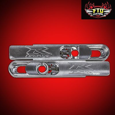 $221 • Buy 2000 GSXR 750 Swingarm Extensions 12  Long Stretch Bolt On Frame Extensions