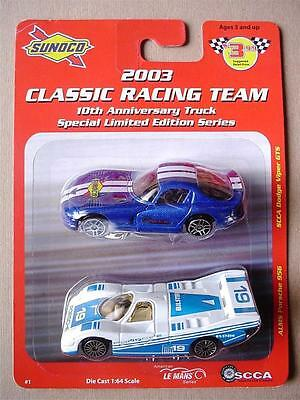 $ CDN8.71 • Buy SCCA Dodge VIPER GTS And ALMS Porsche 956 New In SEALED Blister PACK!