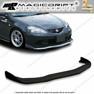 $97.90 • Buy For 05 06 Acura RSX CS Charge BottomLine Style Front Bumper Chin Lip Urethane
